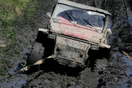 חילוץ רכבים מהשטח
