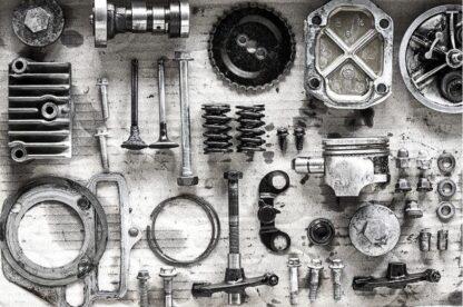 חלקים לקטנועים מפירוק