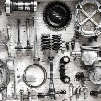 מנועים לאופנועים